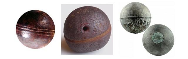 Клерксдорпский шар - копия Мимаса