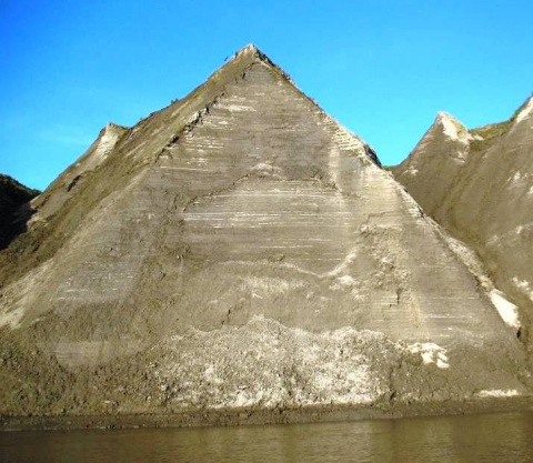 Пирамиды на Таймыре
