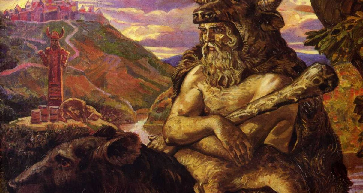 бесплатно красивые славянский бог велес фото имеет
